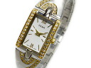 Seiko SEIKO PULSAR pulsar international model Swarovski ladies watch PEGE62 silver Bangle Bracelet