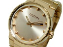 Nixon NIXON watch Cannon CANNON A160-897 mens rose gold metal belt