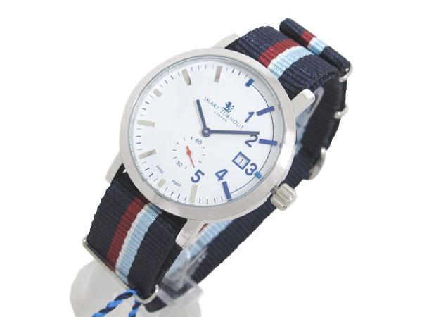 スマートターンアウト SMART TURNOUT 40mm スイス製 腕時計 STC1-NS20 メンズ レディース-2