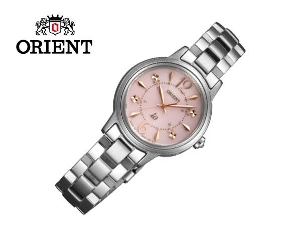 オリエント ORIENT iO イオ レディース 腕時計 電波時計 ソーラー WI0011SD-1