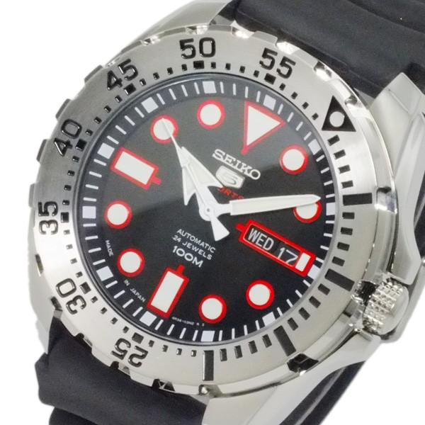 セイコー SEIKO セイコー5 スポーツ 5 SPORTS 日本製 自動巻き 腕時計 SRP601J1-1