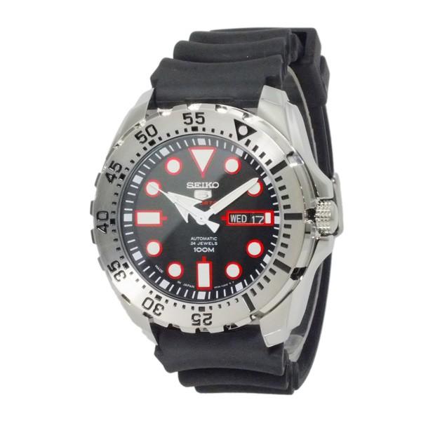 セイコー SEIKO セイコー5 スポーツ 5 SPORTS 日本製 自動巻き 腕時計 SRP601J1-2