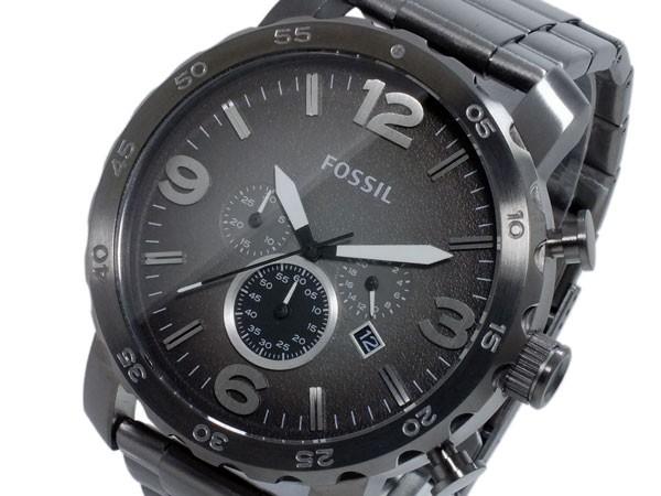 フォッシル FOSSIL 腕時計 メンズ クロノグラフ JR1437-1