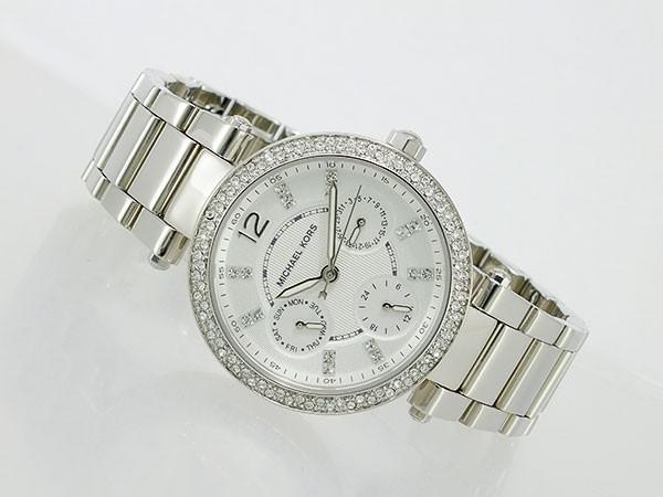 マイケルコース MICHAEL KORS レディース 腕時計 MK5615 ラインストーン-2