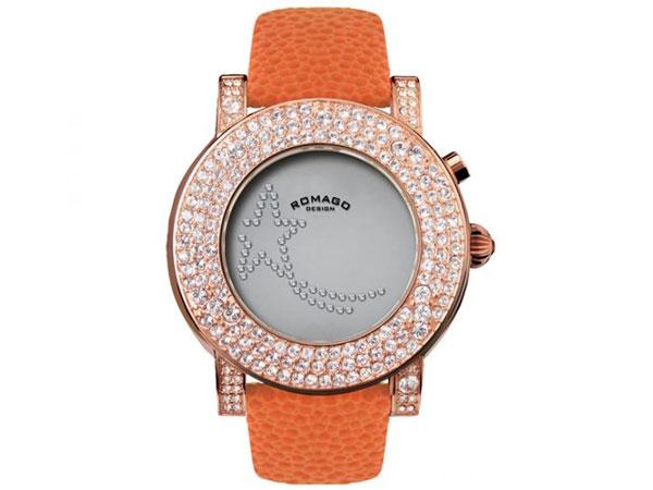 ロマゴ デザイン ROMAGO DESIGN 腕時計 レディース RM013-1607ST-OR-2