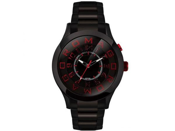 ロマゴ デザイン ROMAGO DESIGN 腕時計 メンズ レディース ユニセックス RM015-0162SS-BKRD-1