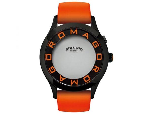 ロマゴ デザイン ROMAGO DESIGN 腕時計 メンズ レディース ユニセックス RM015-0162ST-LUOR-2