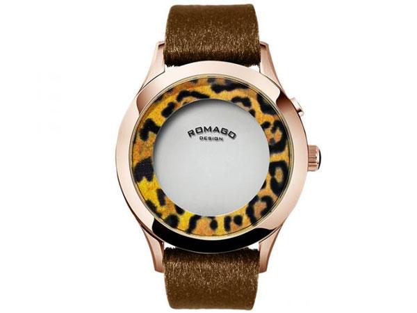 ロマゴ デザイン ROMAGO DESIGN 腕時計 レディース メンズ ユニセックス RM047-0314HH-BR-2