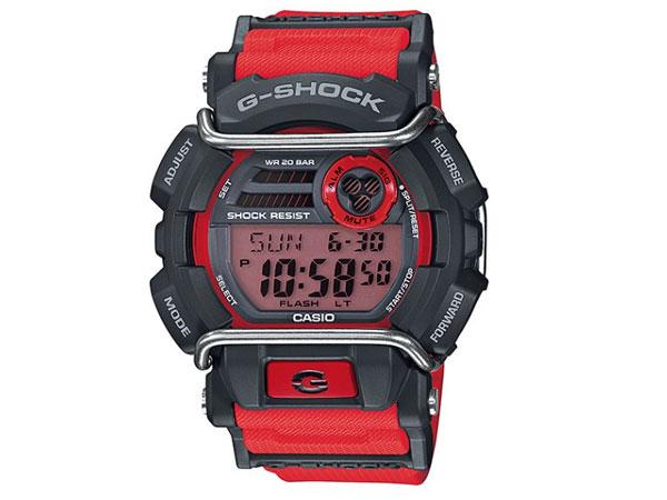 カシオ CASIO Gショック G-SHOCK 逆輸入 アナデジ 腕時計 GD-400-4 メンズ プロテクター-1