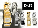D & G Dolce & Gabbana watch night & day NIGHT &DAY