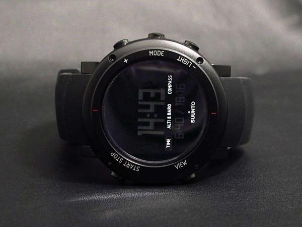 スント SUUNTO コア CORE アルミニウム 腕時計 SS018734000 ディープブラック-2