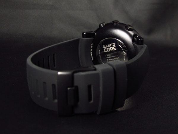 スント SUUNTO コア CORE アルミニウム 腕時計 SS018734000 ディープブラック-3