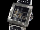 GALLUCCI Gallucci watch skeleton self-winding watch WT22454SK-BKBK fs3gm