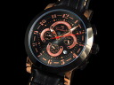 GALLUCCI Gallucci watch chronograph WT23385CH-RGBK men