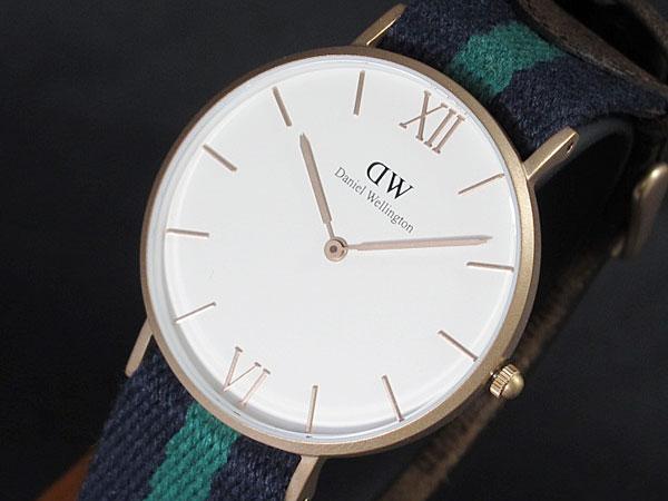 Daniel Wellington ダニエルウェリントン 36mm 腕時計 0553DW Grace Selwyn レディース ユニセックス-1
