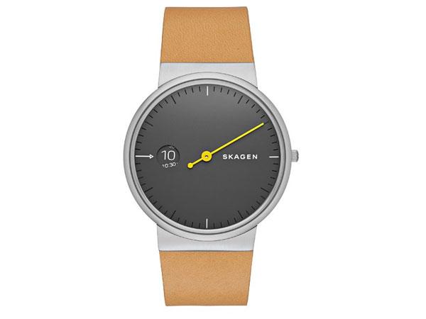 スカーゲン SKAGEN 腕時計 アンカー メンズ SKW6194 レザーベルト-1