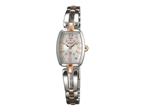 オリエント ORIENT iO イオ レディース 腕時計 ソーラー WI0151WD-1