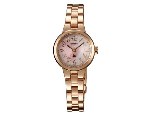 オリエント ORIENT iO イオ レディース 腕時計 ソーラー WI0261WD-1