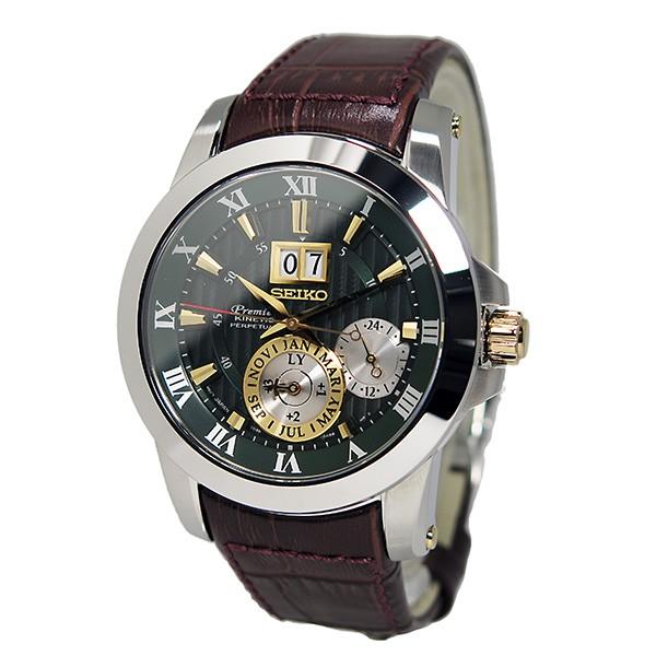 セイコー SEIKO プレミア キネティック パーペチュアル 腕時計 SNP127P1 メンズ-2