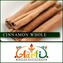 Yu (made in India / cassia) cinnamon sticks 20 g!