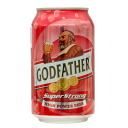 The Godfather super long canned beer 330 ml 1 can GOD FATHER SUPER STRONG alcohol is 20 years old from