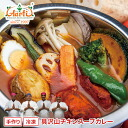 Let's warm from a body with the ingredient だくさん soup curry spice of vegetables and the mushroom♪