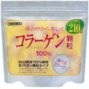 210 g of 60208161 100% of Orihiro collagen granules
