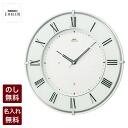 Inventory and ☆ ▽ commitment clock Seiko emblem flat-screen radio clock elegance appearance HS542W