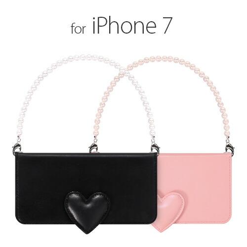iPhone7 ������ ��Ģ�� abbi Heart Diary�ʥ��ӥ� �ϡ��ȥ�������˥����ե��� �ܳ� ���С�