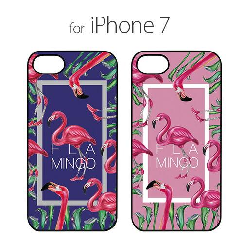 iPhone7 ������ Dparks �֥�å������� FLAMINGO SQUARE�ʥǥ����ѡ����� �ե�ߥ��������˥����ե��� ���С�