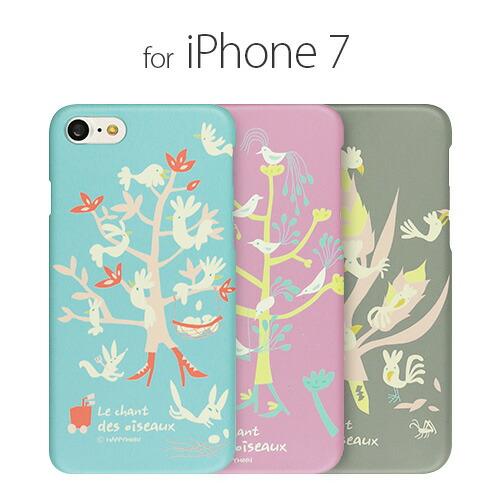 iPhone7 ������ Happymori Bird Tree�ʥϥåԡ���� �С��ɥĥ�˥����ե��� ���С�