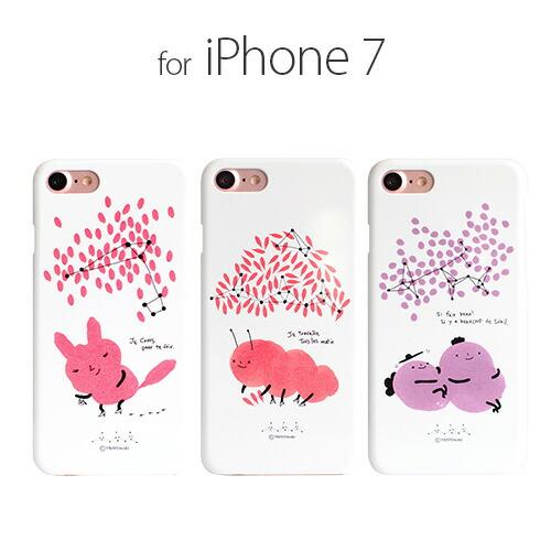iPhone7 ������ Happymori Petit Petit�ʥϥåԡ���� �ץ��ץ��˥����ե��� ���С�