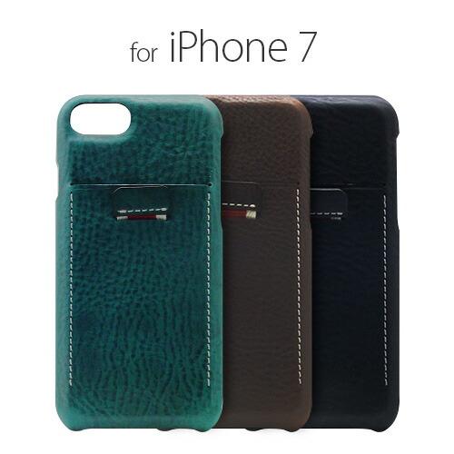 iPhone7 ������ ���С� SLG Design Minerva Box Leather Back Case�ʥ������른���ǥ����� �ߥͥ�Хܥå����쥶���Хå��������˥����ե��� �ܳ�