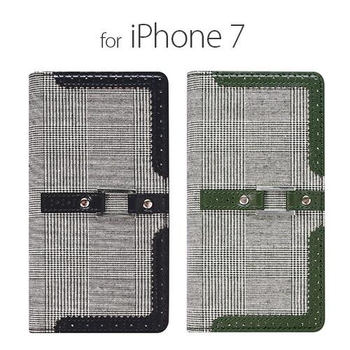 iPhone7 ������ ��Ģ�� STI:L GENTLEMAN OXFORD�ʥ��ƥ����� ������ȥ�ޥå����ե����ɡ˥����ե��� ���֥� �ܳ� ���С�