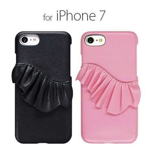 iPhone7 ������ ZENUS Ruffle Bar�ʥ��̥� ��åե�С��˥����ե��� �ܳ� ���С� �С������� �����ɼ�Ǽ��