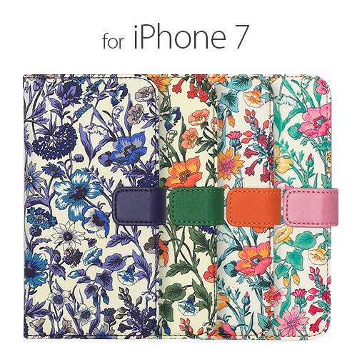 iPhone7 ������ ��Ģ�� ZENUS Liberty Diary�ʥ��̥� ��Хƥ���������˥����ե��� ���С�