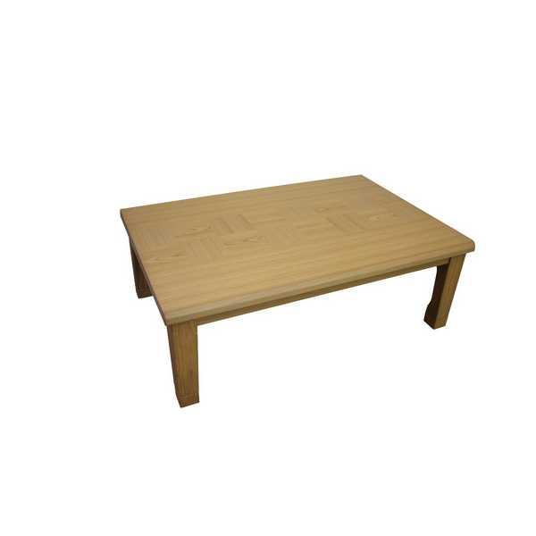 M-044 風月105 こたつ コタツ 炬燵 暖卓 KYOURITU 和風 洋風 暖房器具 センターテーブル リビング ローテーブル 継ぎ脚