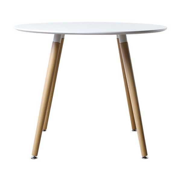 FCT-201MAR WH BK マーベルラウンドテーブル marbel round table ダイニングテーブル 90cm幅 円型 丸型 食堂テーブル 机 単品販売 2人用 キッチンテーブル 食卓