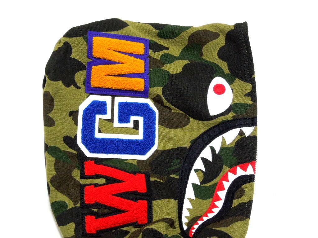 172129560203 also 657807089295049306 further Bape Shark Wallpaper together with Bape Shark Hoodie moreover Puma Bape Camo Jacket. on wgm bape hoodie