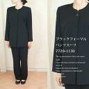 Black formal trouser suit 7,720+1,130