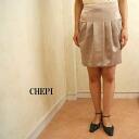 Yamato dress CHEPI サテンタイトバルーンスカートゴールド 10P13oct13_b fs3gm