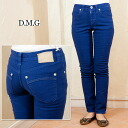 28-4 DMG Domingo sloppy slim underwear 13-667T royal blue