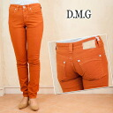 58-5 DMG Domingo sloppy slim underwear 13-667T oranges