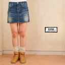 5 29-9 DMG Domingo pocket mini-denim skirt 17-211C fs3gm