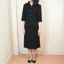 サマーブラックフォーマル suit summer ruffled stand collar Japan-5034 10P13oct13_b fs3gm