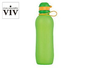 VIV/ヴィヴ シリコンボトルアクティブ 700mL 【SILICONE BOTTLE ACTIVE/水筒】 59896 グリーン