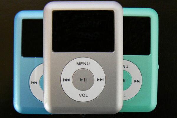 616 color  スピーカー内蔵!充電式MP3プレーヤーHS 616 2GB 価格 1,680円 (税込) 送料別