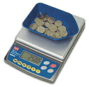 The digital coin counter Engels ver.7 EDC-2000 with electronic coin calculator