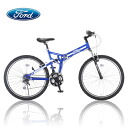 Ford bike MTSB-2621 ◆ rotates 26-inch mountain bike