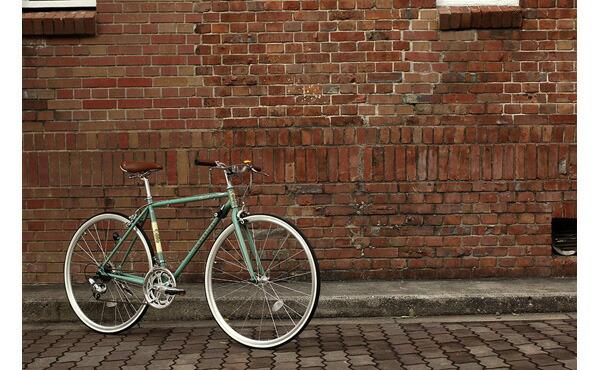 【Classical クラシカル】 【ネット限定】クロスバイク YCR7014-4D 460サイズ グレイッシュグリーン 700x25C 外装14段変速【クロスバイク】【店舗受取対象外】【組み立て対応】 4/15(土)10:00~4/22(土)9:59 スマホ限定エントリーでポイント10倍!全国のイオンバイク、イオンのお店で初回点検が無料で受けられます。